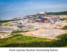Point Lepreau Nuclear Generating Station
